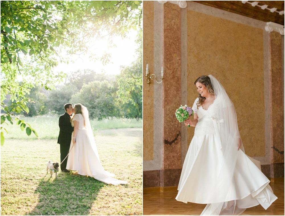 Menyasszonyi fátyol esküvő
